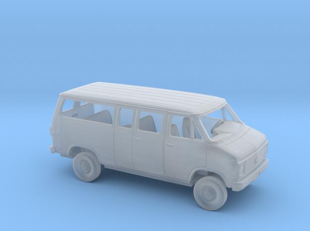 1/160 1971 Chevrolet G Sport Van Custom Kit in Smooth Fine Detail Plastic