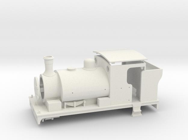 RWS Green Goblin V1 (AWDRY) - WSF in White Natural Versatile Plastic