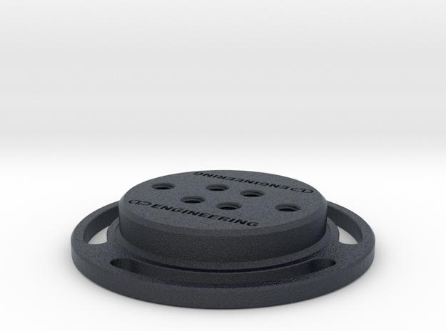 N54 OCC Adapter Bracket in Black PA12