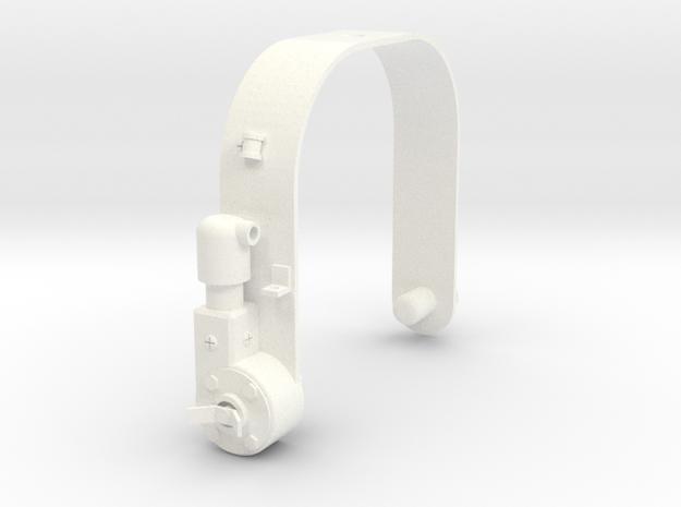 1.3.2 NEW SPECTROLAB SX16 (F) in White Processed Versatile Plastic