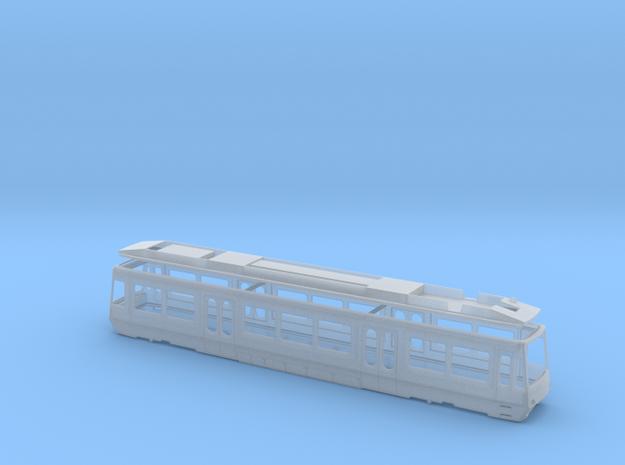 Stuttgart ZT4 in Smooth Fine Detail Plastic: 1:120 - TT