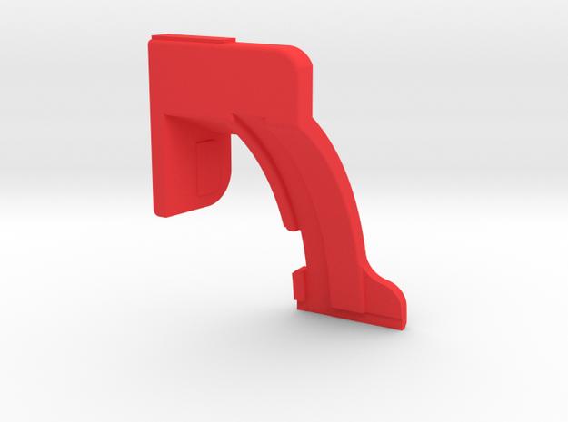 Preston HU3 Focus Marking Clip-on (PART HU3-FMC) in Red Processed Versatile Plastic