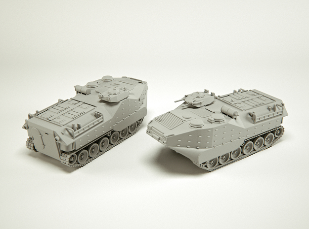AAV-P7/A1 (LVPT-7) Scale: 1:100 in Smooth Fine Detail Plastic