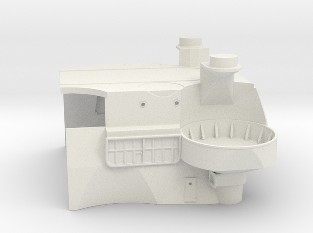 1/144 IJN Yamato Deck Bellow Funnel Part 2