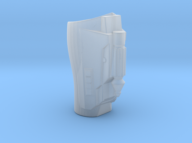 ARC Gauntlet for 6 inch Figures in Smooth Fine Detail Plastic