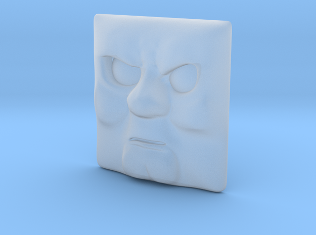 Arry/Bert Face #1 [H0/00] in Smooth Fine Detail Plastic