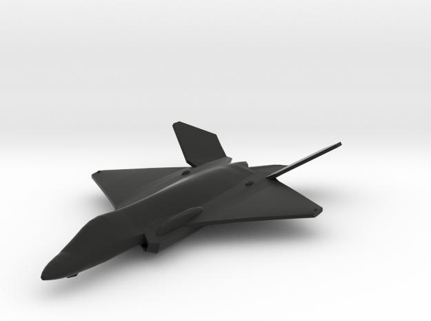 F-35E Lightning II Concept in Black Natural Versatile Plastic