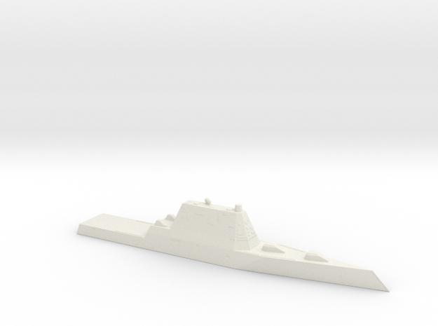 1/700 Scale USS Zumwalt DDG-1000 Class