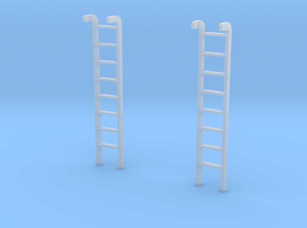 Front Ladders in Smoothest Fine Detail Plastic