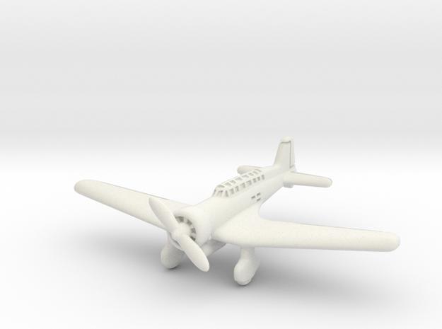 Mitsubishi Ki.15-I 1/285 in White Natural Versatile Plastic