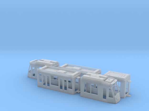 Erfurt Combino Basic in Smooth Fine Detail Plastic: 1:120 - TT