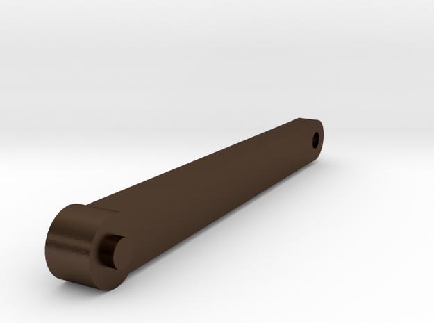 SPEK anker 2850 kg  ARM, STEEL/Bronze, scale 1/50  in Polished Bronze Steel