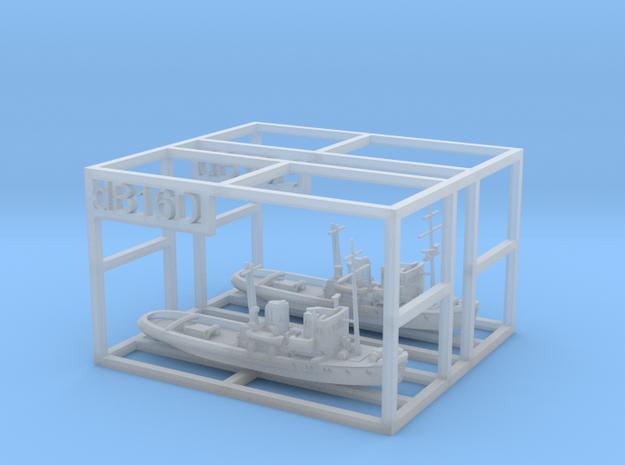 Temi IV_1250_v1_DandE in Smoothest Fine Detail Plastic