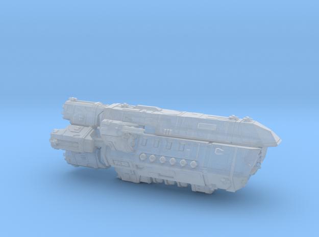 Scirocco_big in Smooth Fine Detail Plastic