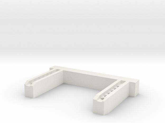 trx4_body post in White Natural Versatile Plastic