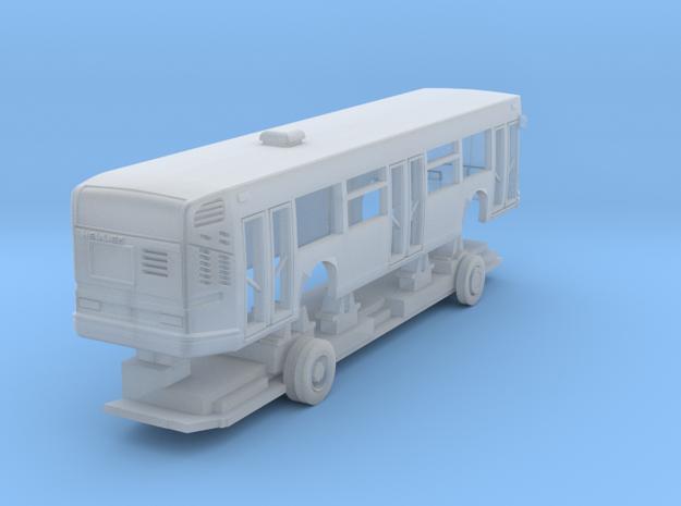 bus gx317 in Smoothest Fine Detail Plastic