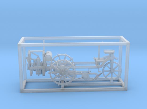 Motorpflug - H0 - 1:87