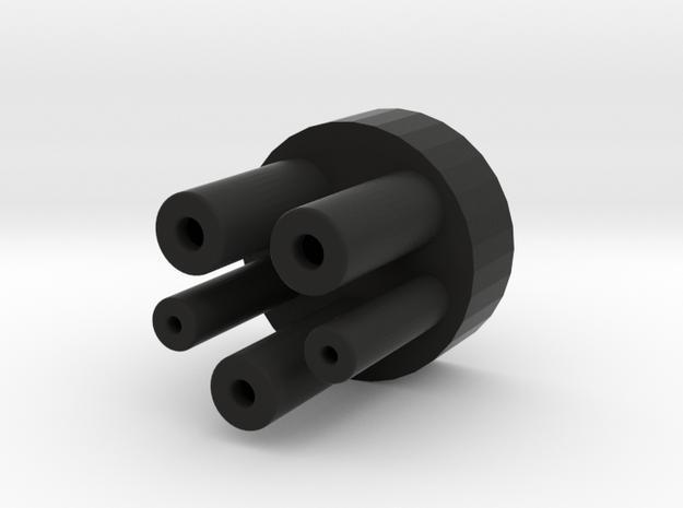 J1772 Plug 3d printed