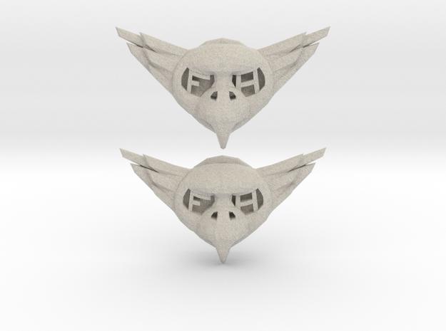 BirdButtonz 3d printed