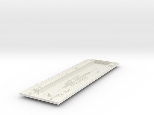 Dock_no3_1250_V2 in White Natural Versatile Plastic