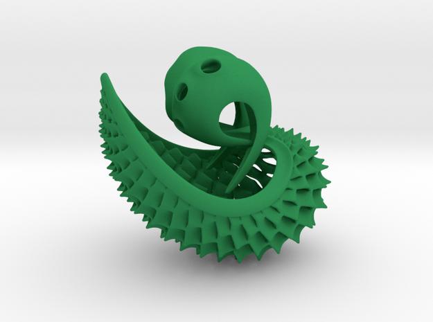 Tuskshell 3d printed