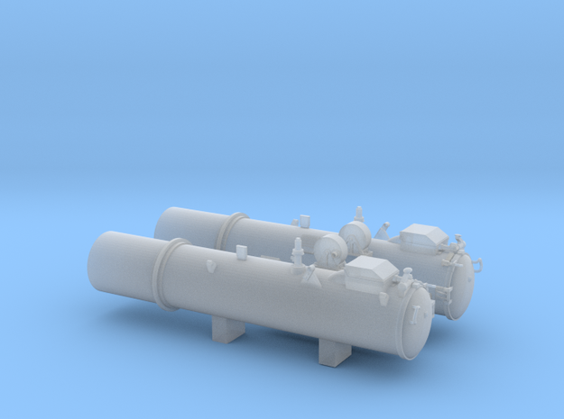 Torpedorohrende 1 40 20190629 in Smooth Fine Detail Plastic