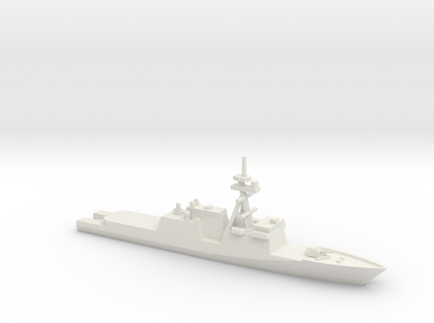 Legend Class National Security Cutter, 1/1250