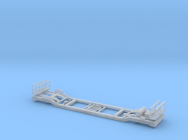 RhB Sb-t in Smooth Fine Detail Plastic: 1:150