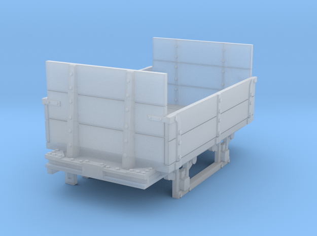 a-87-gr-turner-open-wagon in Smooth Fine Detail Plastic