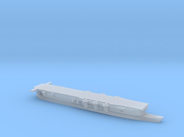 IJN Ryūjō carrier 1:3000 WW2 in Smoothest Fine Detail Plastic