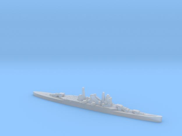 IJN Mogami cruiser 1940 1:3000 WW2 in Smoothest Fine Detail Plastic