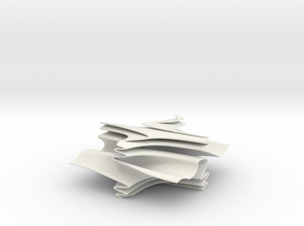 Implicit Surface P 3d printed