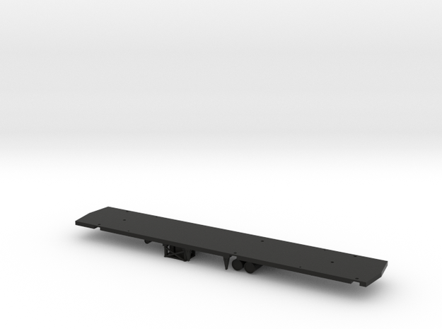 ITS/ITRR Freight Trailer Floor in Black Natural Versatile Plastic
