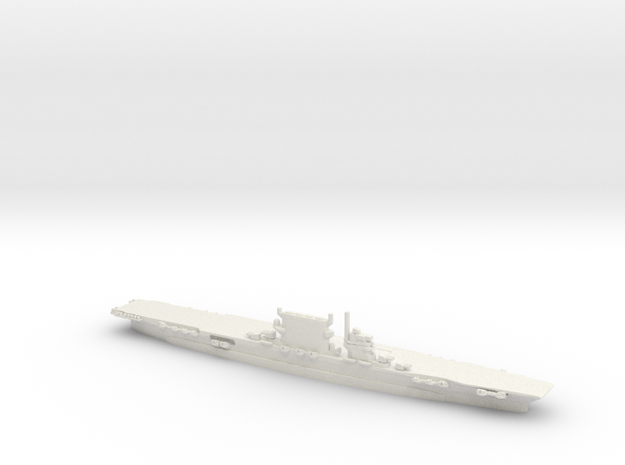 USS Saratoga (CV-3) [1944] in White Natural Versatile Plastic