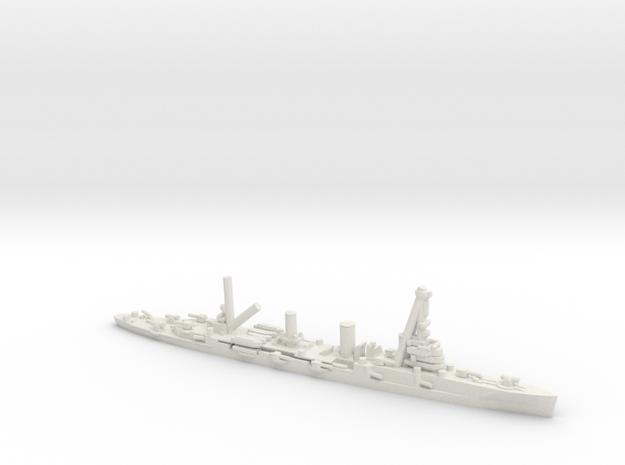 Soviet Svetlana-Class Cruiser in White Natural Versatile Plastic