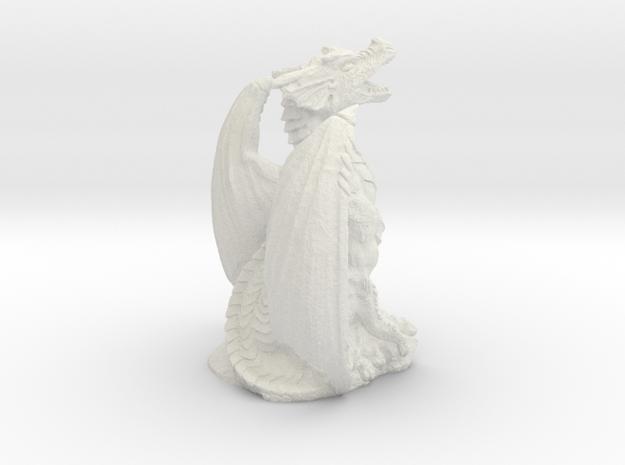 Magnificent Dragon Home Decoration RPG Miniature