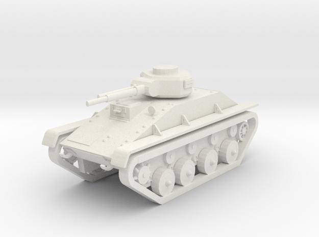 TankT60C in White Natural Versatile Plastic