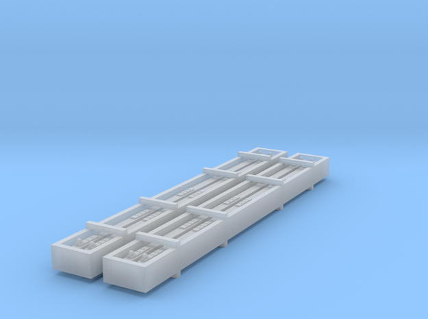 LoriotW_69_G41_25_Girders_Only in Smoothest Fine Detail Plastic