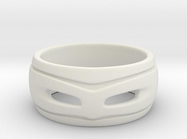 Persona in White Natural Versatile Plastic: 6 / 51.5