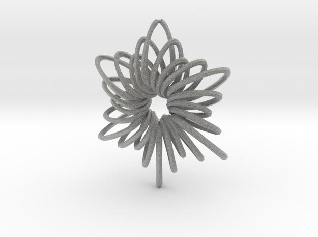 RingStar Twist 6 Points - 5cm 3d printed