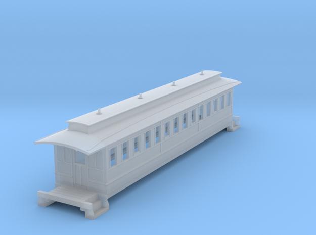 o-152fs-cavan-leitrim-all-3rd-coach-body in Smooth Fine Detail Plastic