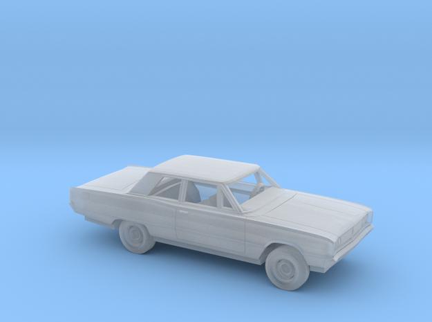 1/160 1968 Dodge Coronet 2Door Sedan Kit in Smooth Fine Detail Plastic