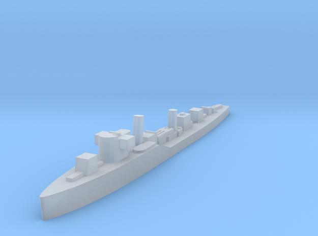 Soviet Tucha guard ship 1:2400 WW2 in Smoothest Fine Detail Plastic