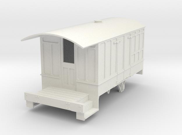0-35-cavan-leitrim-4w-passenger-brakevan-body in White Natural Versatile Plastic