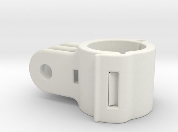 M210 MTPF Armverbinder Set 18mm V1.0 in White Natural Versatile Plastic