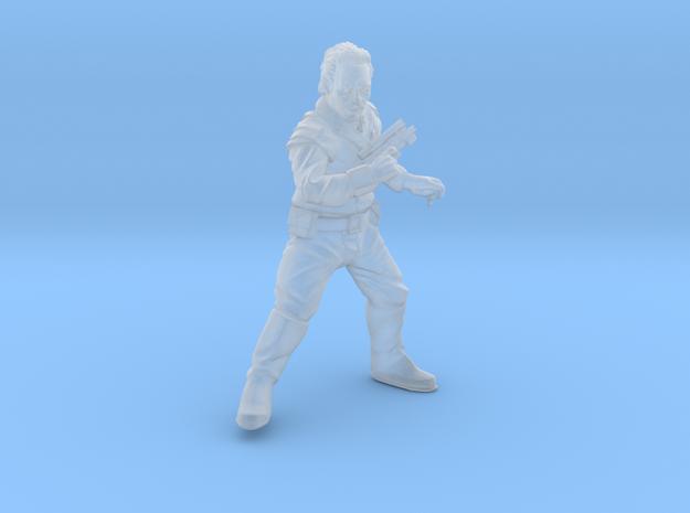 Insurgent Scoundrel Commander (no cape) in Smooth Fine Detail Plastic