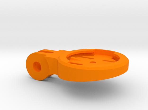 Garmin TT GoPro Mount in Orange Processed Versatile Plastic