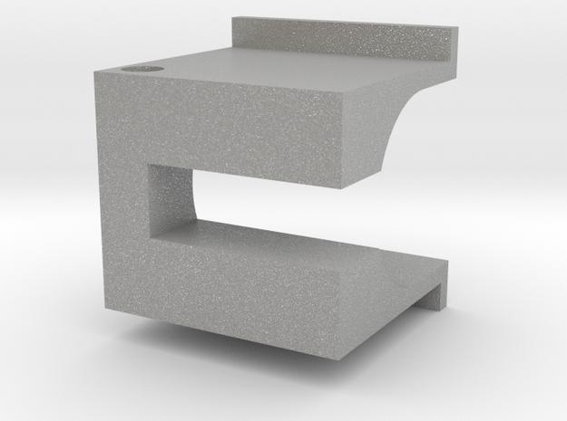 Slide Rail - Separate Drive Regenerative Blower, 3 in Aluminum