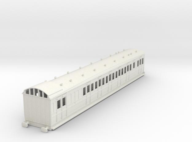 0-43-secr-2322-1-brake-comp-lav-coach in White Natural Versatile Plastic
