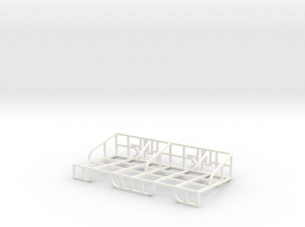 Double Deck Tray